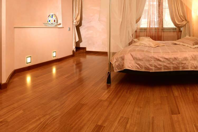 Советы о том как выбрать линолеум в спальню, фото примеры