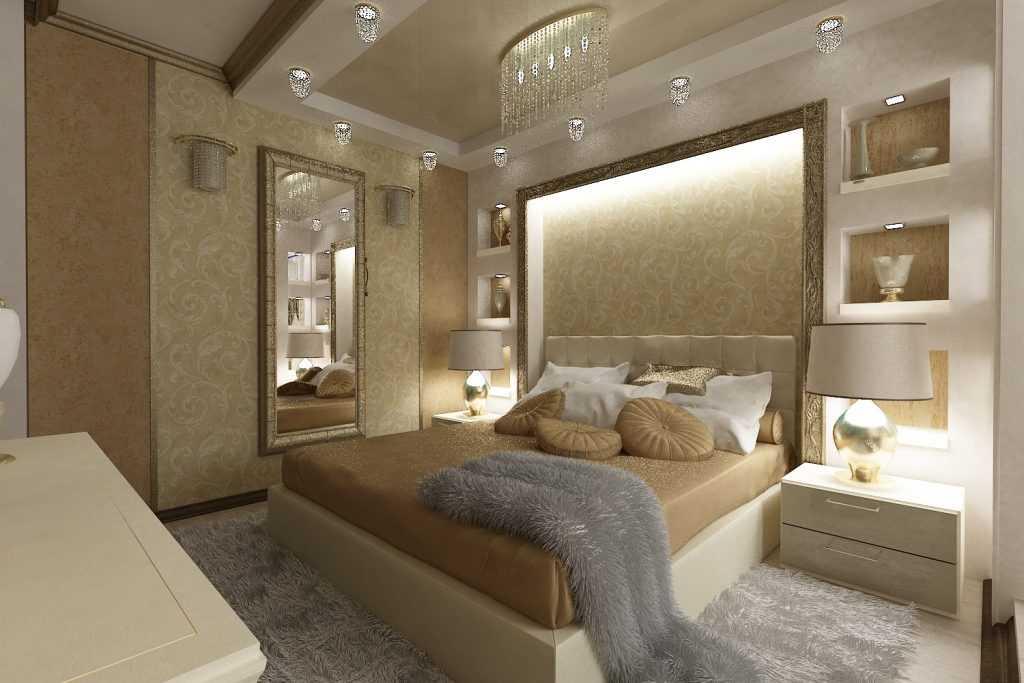 Спальня 14 кв. м. - 200 фото лучших идей дизайна и планировки