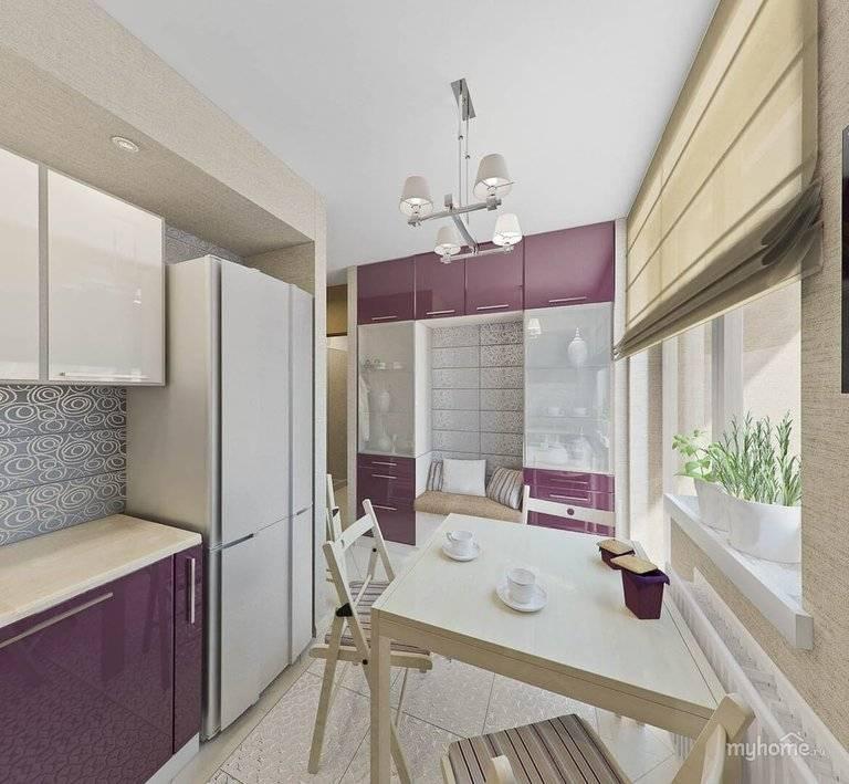 Кухня 3 на 3 метра: планировка, выбор цвета и дизайн