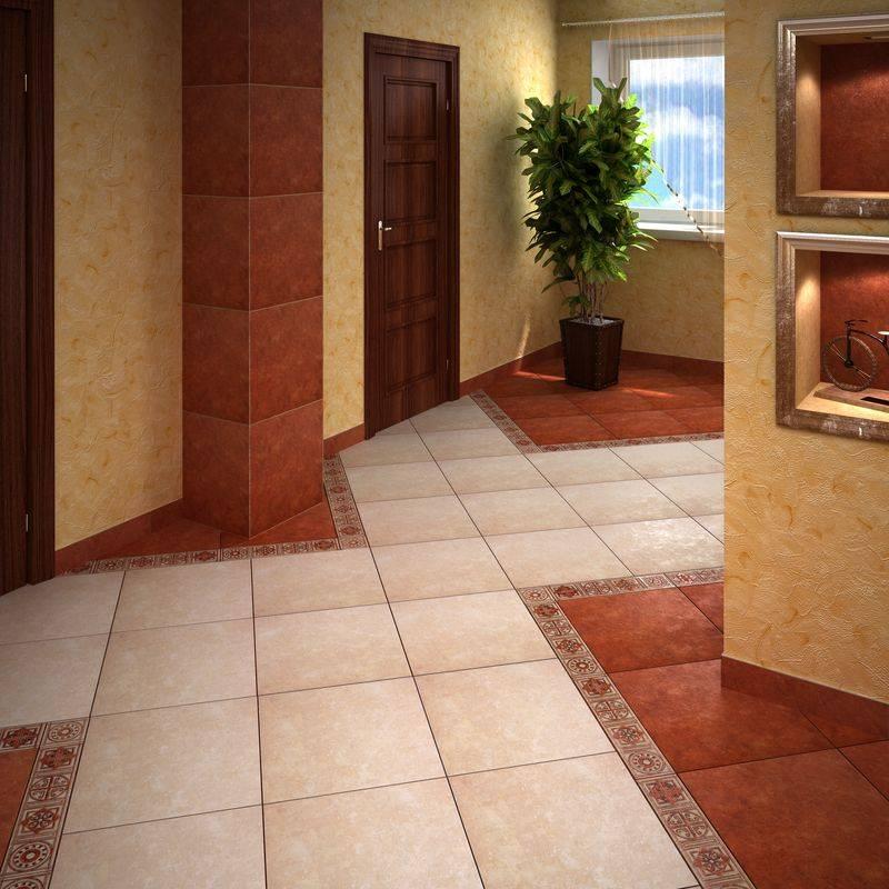 100 лучших идей: напольная плитка для прихожей и коридоров