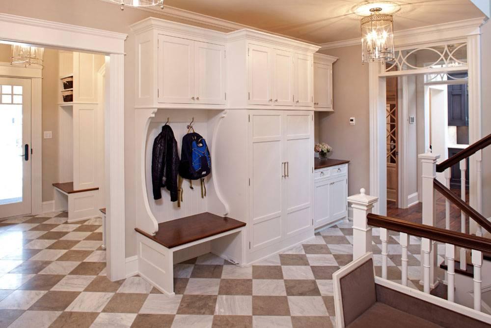 Дизайн прихожей в доме – как красиво и функционально организовать пространство