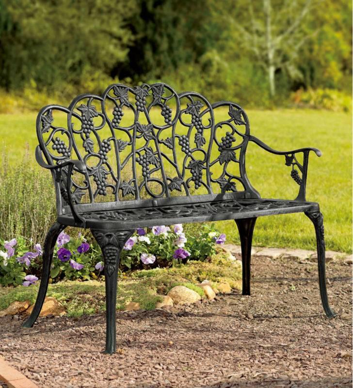 100 лучших идей дизайна: скамейки и лавочки для дачи на фото