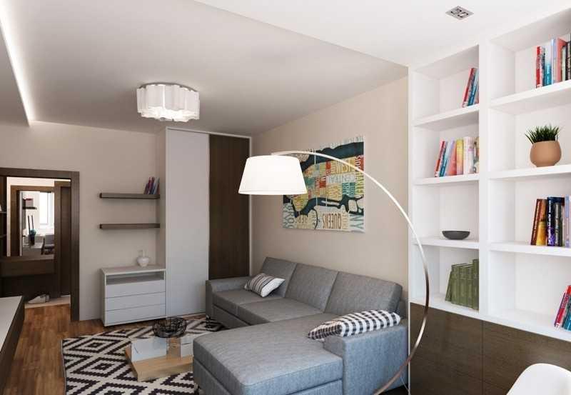 Квартира 30 кв. м.: 70 фото продуманного дизайна и оформления