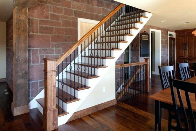 Деревянные лестницы на второй этаж в частном доме: 90+ фото лучших проектов и советы экспертов