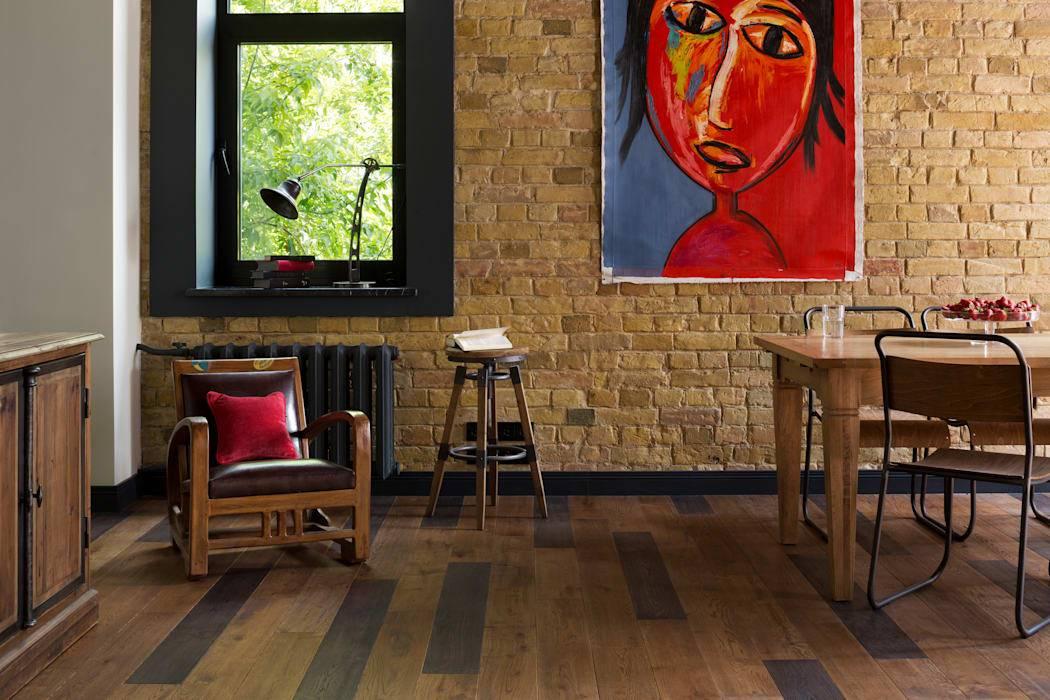 Стены в стиле лофт: 99+ фото оформления дизайн интерьера!