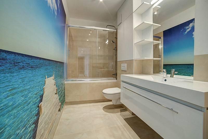 Идеи декора ванной в морском стиле