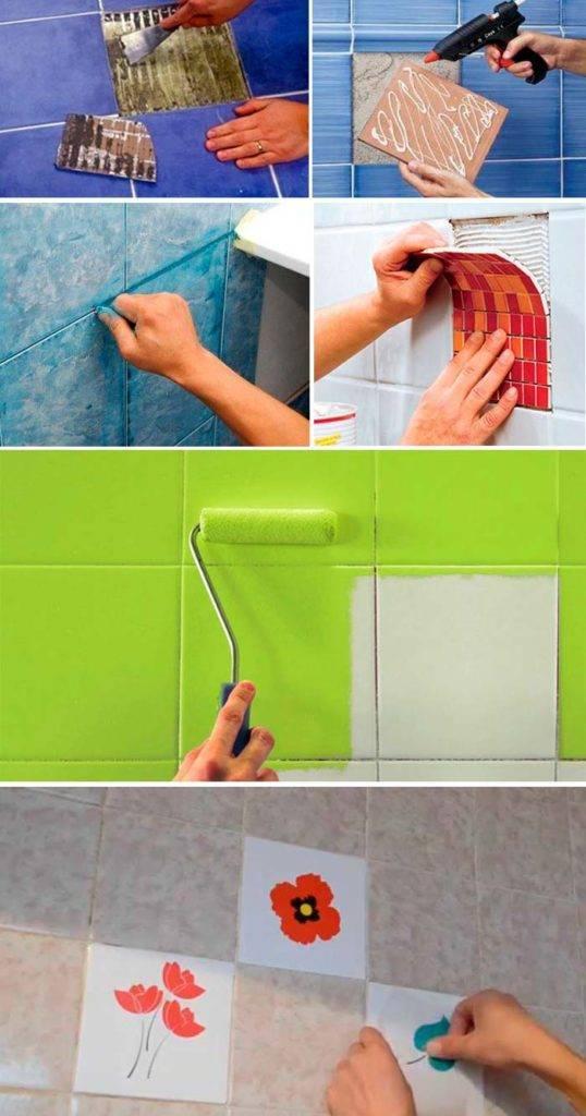 Ванная комната без плитки: чем заменить, дорогие и бюджетные решения