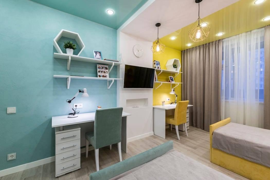 Варианты бюджетного ремонта в детской комнате