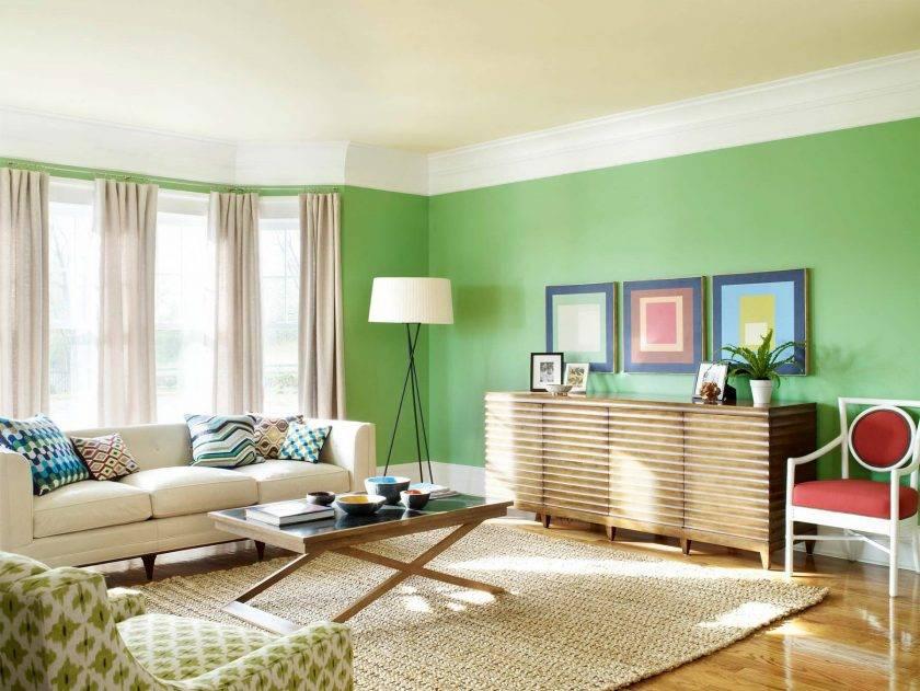 Цвет в интерьере гостиной (+60 фото): модные оттенки и цветовые сочетания   дизайн и интерьер