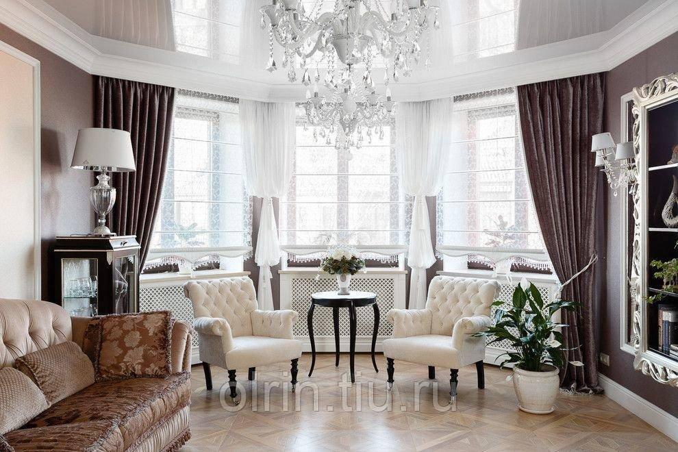 Характерные черты дома в классическом стиле