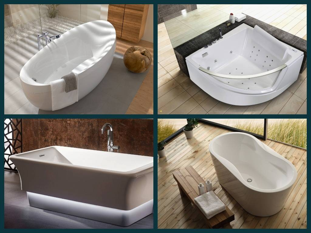 Плюсы и минусы акриловой ванны: какая акриловая ванна лучше?