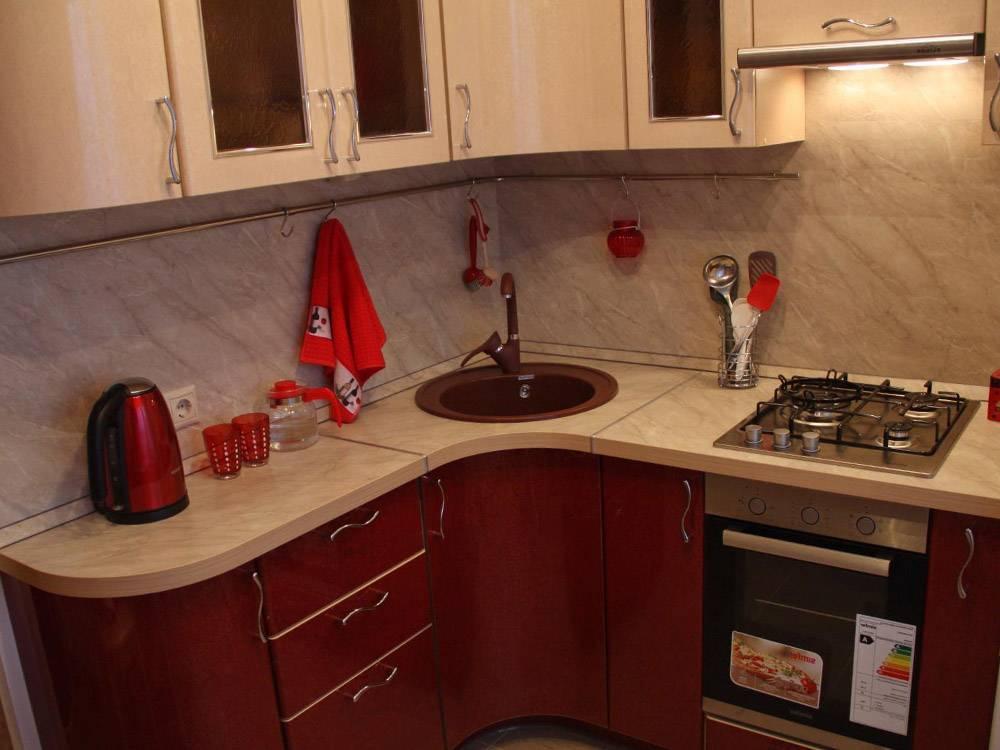 Планировка кухни в хрущевке: 100+ фото реальных интерьеров кухни с маленькой площадью