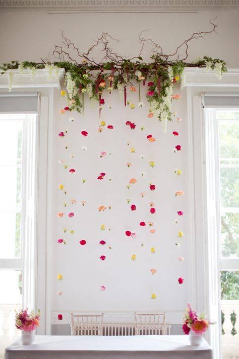 Свадебный декор: 80 фото лучших сочетаний и украшений на свадьбу
