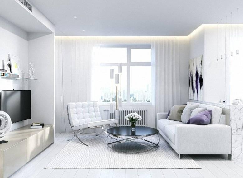 Интерьер квартиры в белом цвете — 180 фото самых стильных решений 2021 года. обзор решений и идей дизайнеров