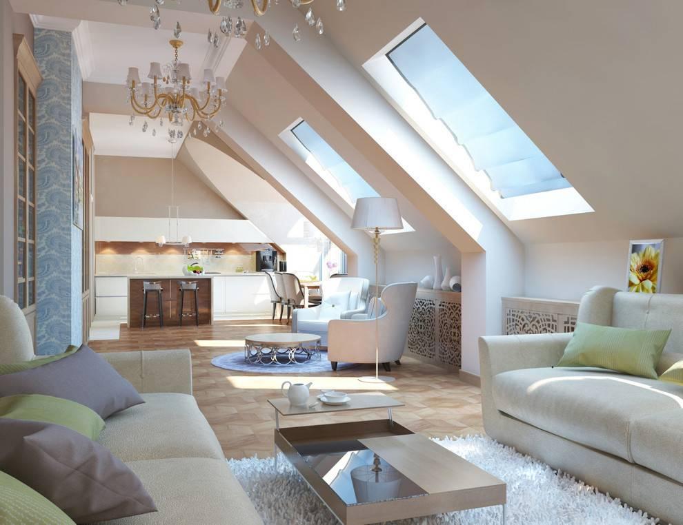 Мансардная крыша (156 фото): частные дома с мансардой, разновидности и устройство конструкций, варианты крыш мансардного типа
