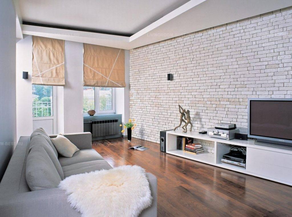 Обои под кирпич в интерьере прихожей (44 фото): выбираем обои под белую и другую кирпичную стену в коридоре. варианты дизайна