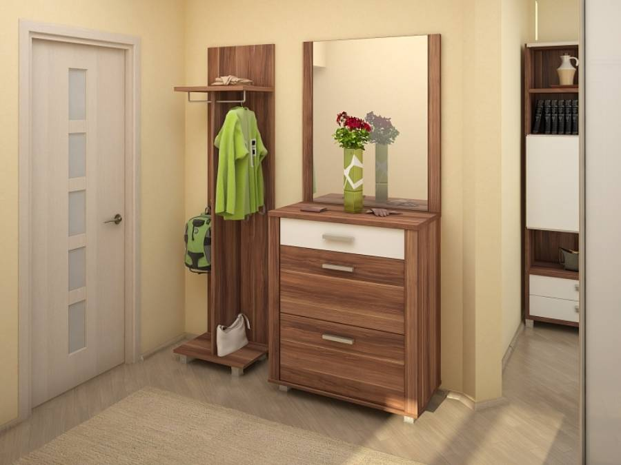 Прихожие в малогабаритный коридор (86 фото): мини-варианты «эконом» класса, небольшая мебель и идеи ремонта под нее в малогабаритной квартире, дизайн в современном стиле