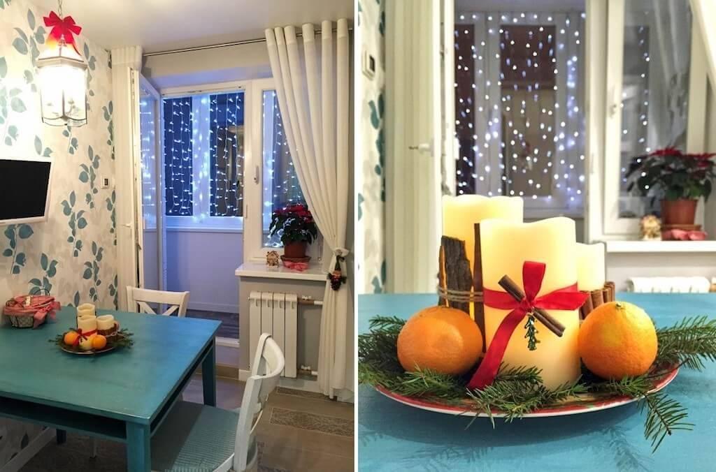 Как украсить комнату на новый год – творческие идеи праздничного оформления своими руками