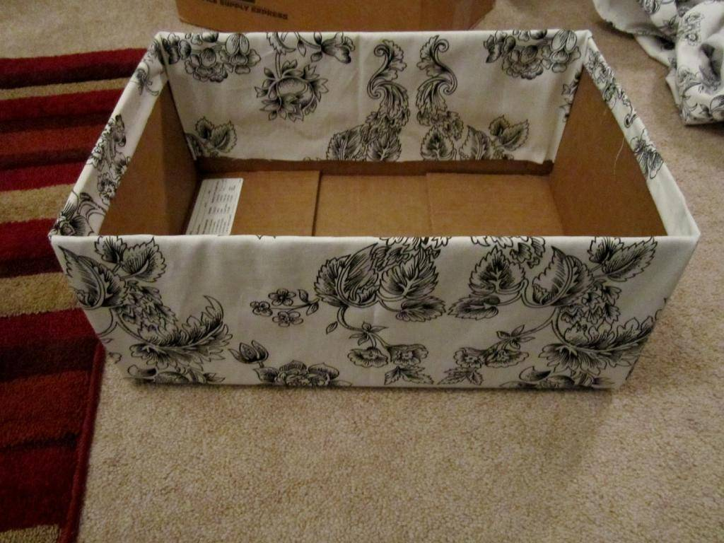 Декор коробки своими руками — примеры и фото идеи