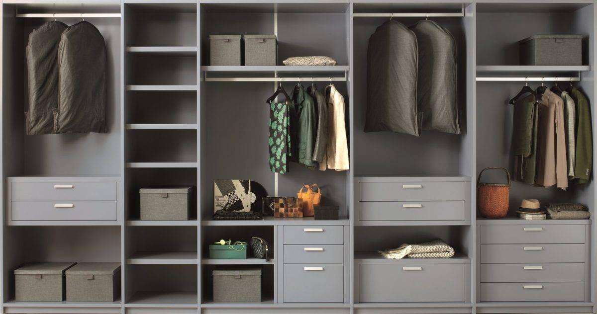 Шкаф-купе для спальной комнаты — дизайн с фото