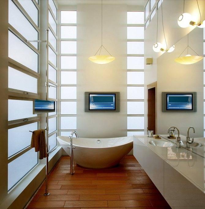 Освещение в маленькой ванной комнате: важные нюансы и моменты