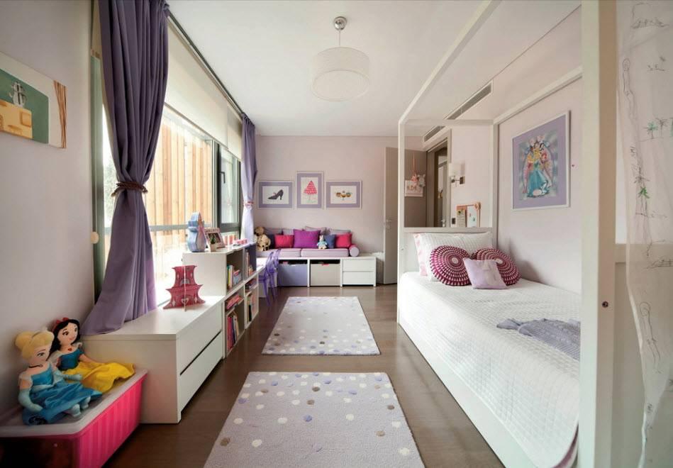 Секреты дизайна длинной узкой комнаты: лучшие идеи расположения мебели
