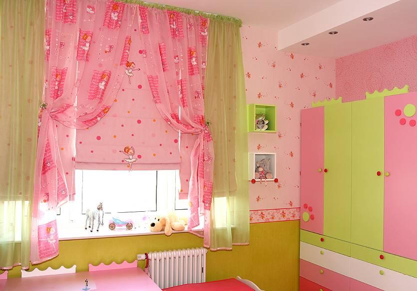 Шторы в детскую - топ-160 фото + видео-идеи дизайнов штор для детской. советы при выборе креплений и материалов занавесок, палитра цветовых решений и детские принты