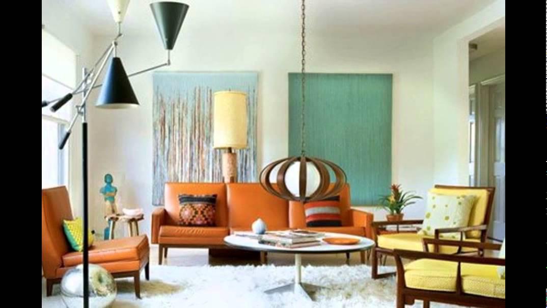 Мебель 60-х годов в современном интерьере, отличительные черты стиля и как их использовать в оформлении - 24 фото