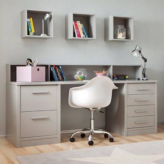 Мебель, светильники и стили в оформлении комнаты для школьника