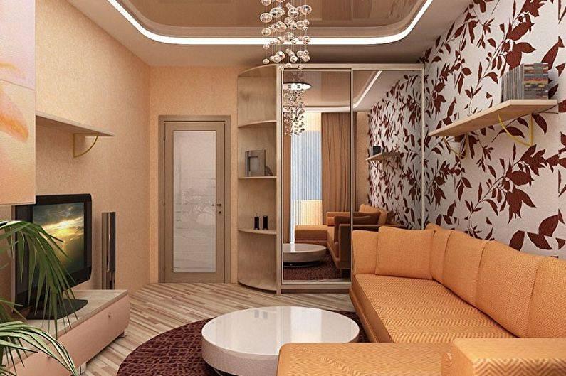 Комната 12 кв. м. – 75 фото примеров оригинального интерьера и лучшего дизайна