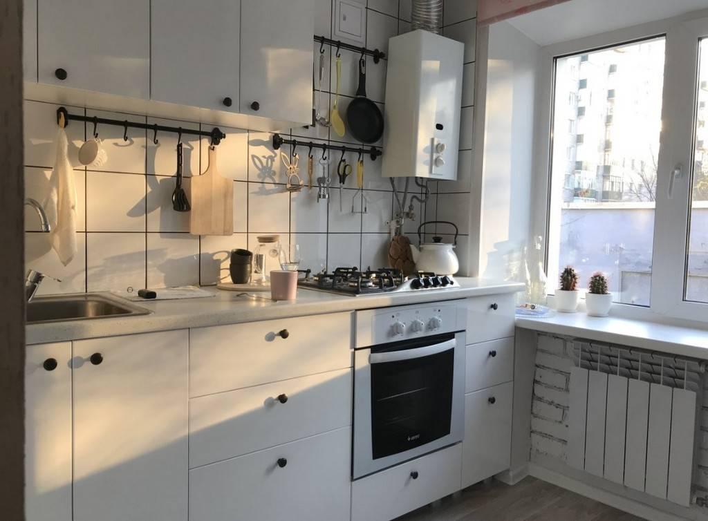 Котел на кухне: требования к установке и 3 способа декорирования