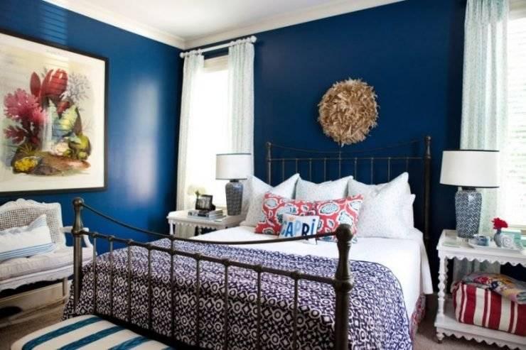 Какой цвет лучше для спальни: идеальные сочетания цветов, примеры дизайна, фото новинок оформления интерьера