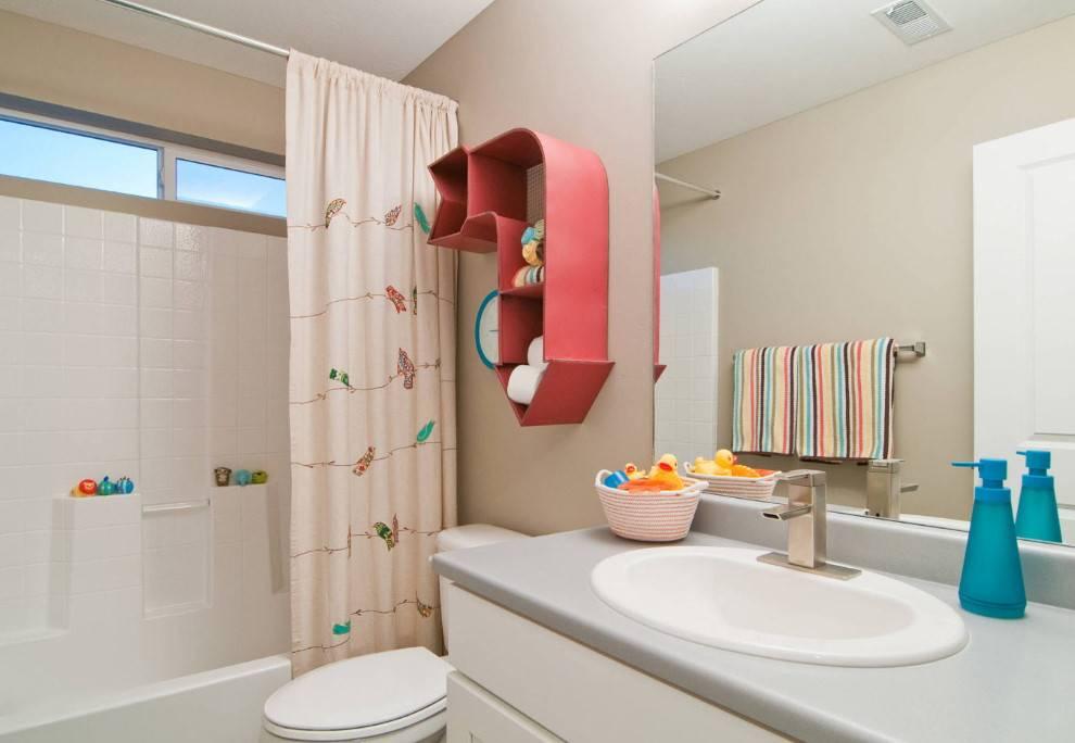 Оформление ванной — основные правила дизайна и подбора аксессуаров. 135+ современных фото идей