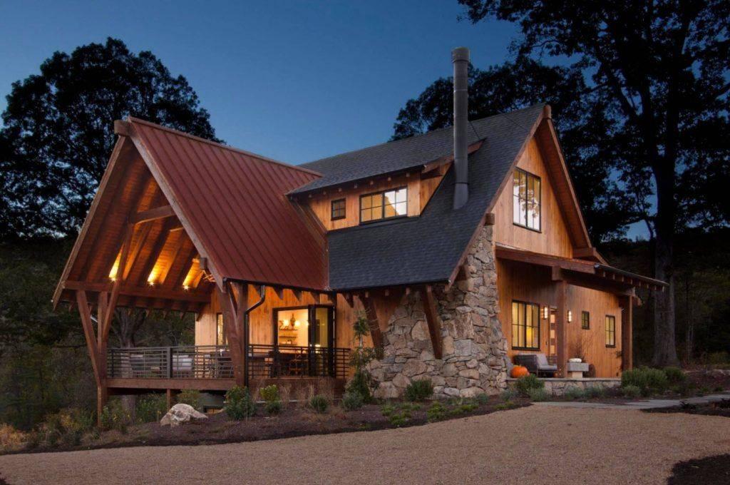 Крыша дома. виды крыш, их плюсы и минусы.