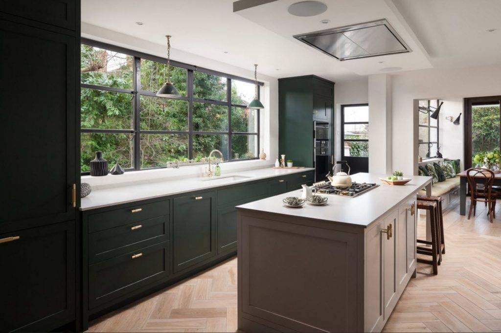 Кухня в частном доме: самые правильные варианты обустройства кухни (135 фото)варианты планировки и дизайна