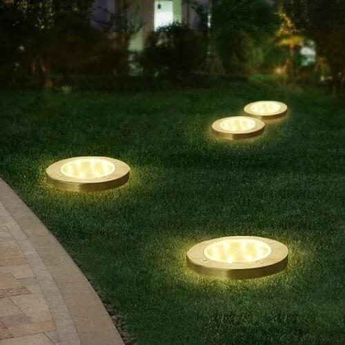 Садовый уличный светильник на солнечных батареях (50 фото): волшебство для вашего сада