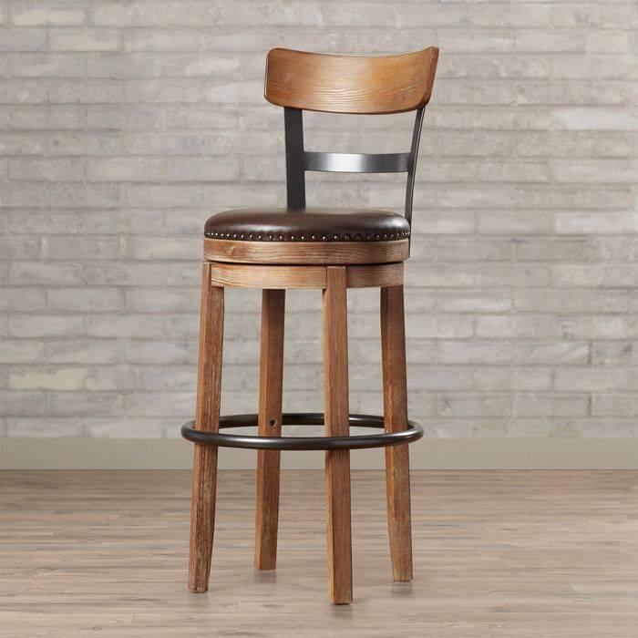 Как подобрать барные стулья под интерьер кухни