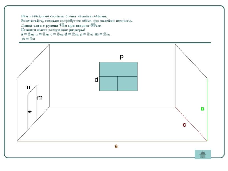 Сколько метров в рулоне обоев? 25 фото какие бывают размеры, стандартная ширина и длина