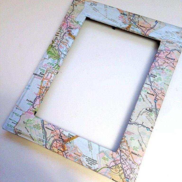 Рамки для фотографий своими руками - 115 фото простых, красивых и оригинальных рамок