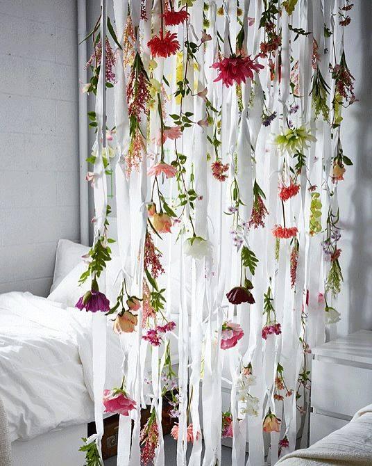 Декор штор — идеи, варианты и особенности украшений помещения стильными шторами (75 фото)
