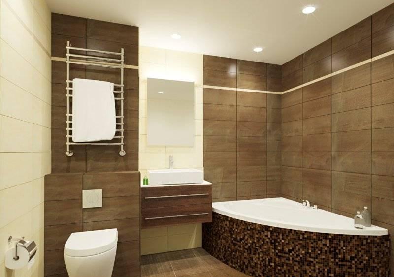 Ванная в темных тонах — благородная роскошь. интерьер ванной комнаты фото в светлых тонах