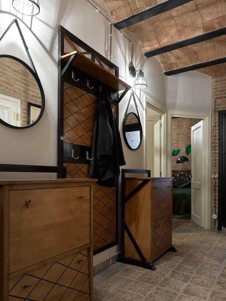 Идеи дизайна прихожей в квартире: 175 фото в современном стиле