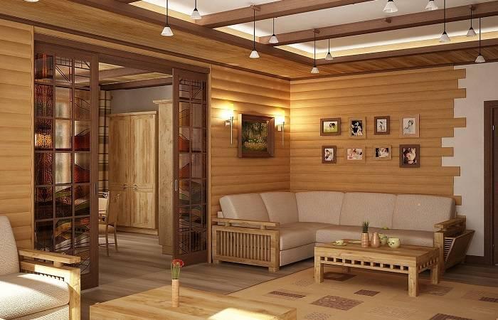 Как оформить кухню в деревянном доме – советы дизайнеров. жми!