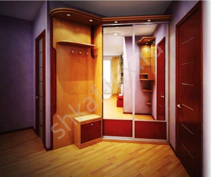 Шкаф-купе в прихожую - 90 фото идей размещения и преимуществ использования шкафа-купе