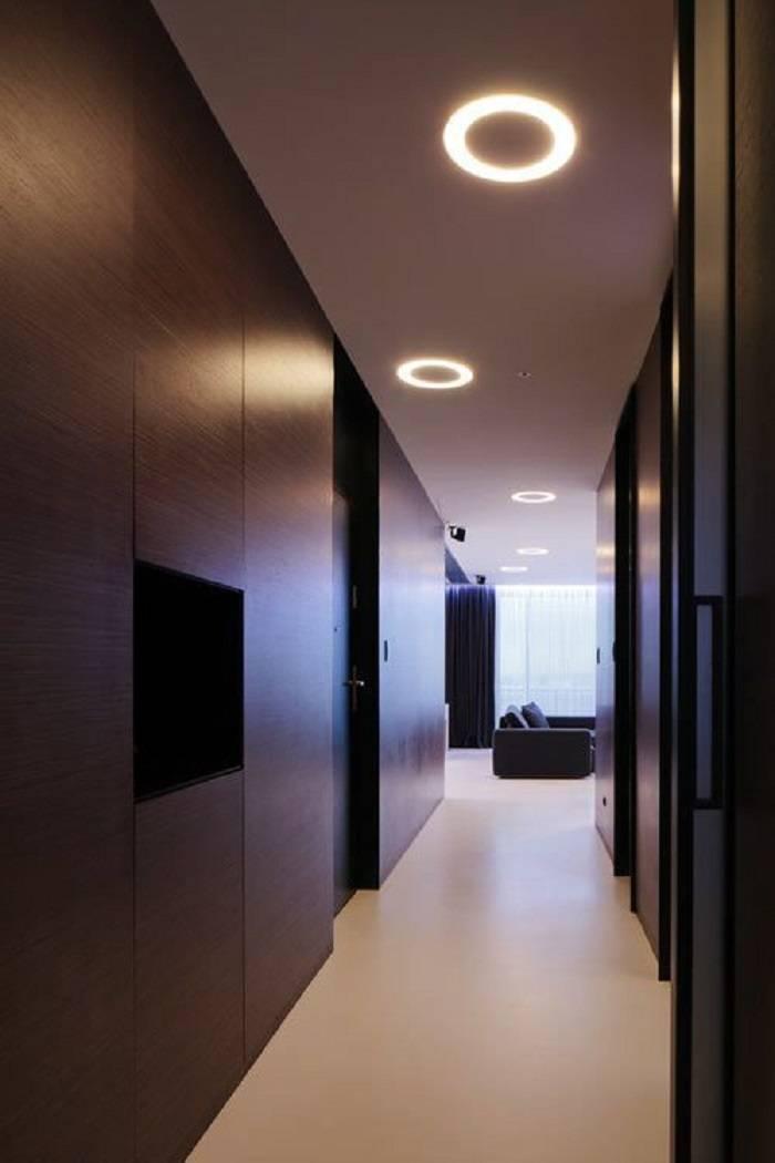 Дизайн коридора в квартире ✔️ 69 фото, идеи и советы