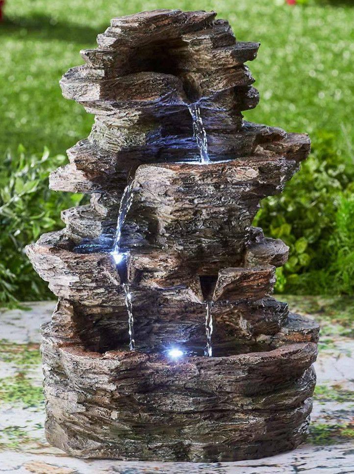 Мастер-класс поделка изделие бисероплетение моделирование конструирование мастер класс настольный водопад своими руками бисер картон клей пайетки стразы