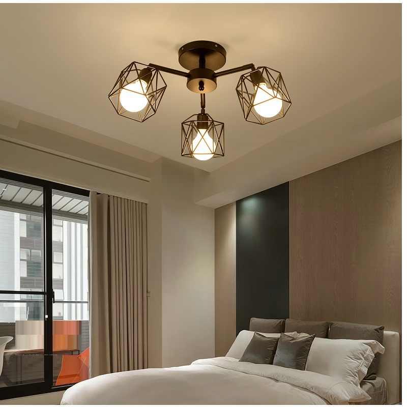 Люстра в спальню — примеры красивого дизайна интерьера с потолочной люстрой, фото самых модных моделей