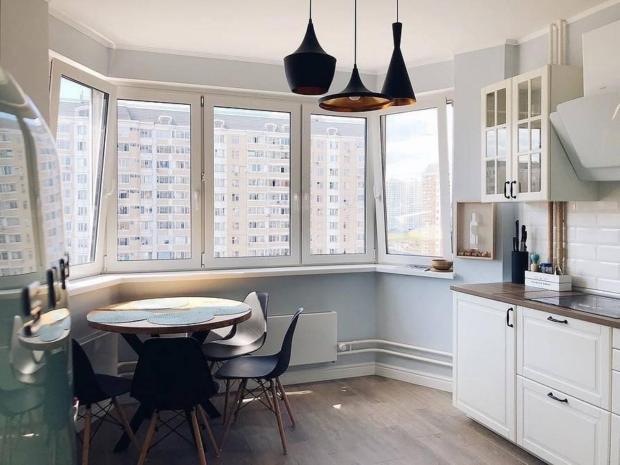 Дизайн кухни с эркером - варианты планировок и расстановки мебели дизайн кухни с эркером - варианты планировок и расстановки мебели