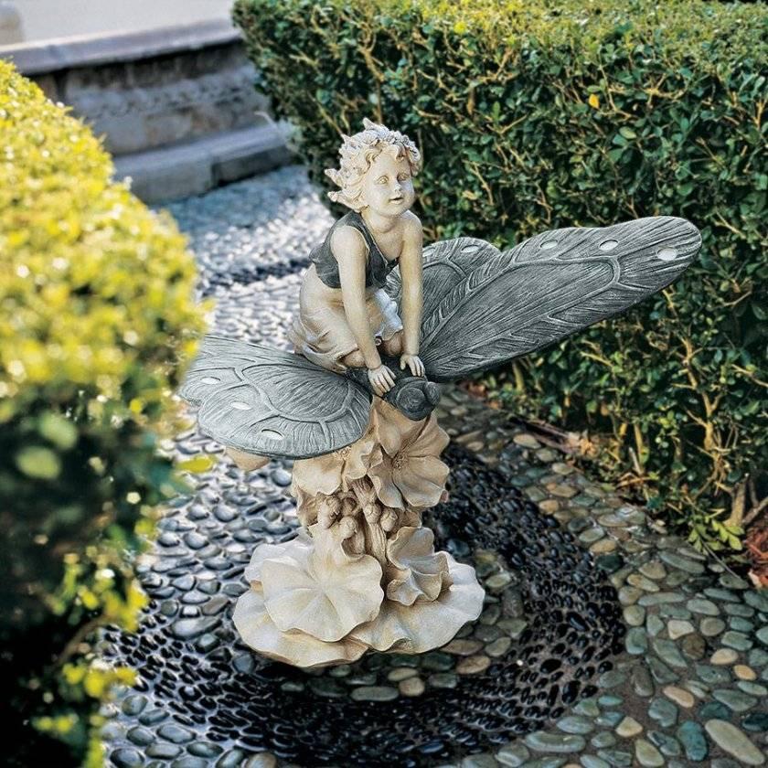 Садовый гном – теория происхождения элемента декора ландшафтного дизайна
