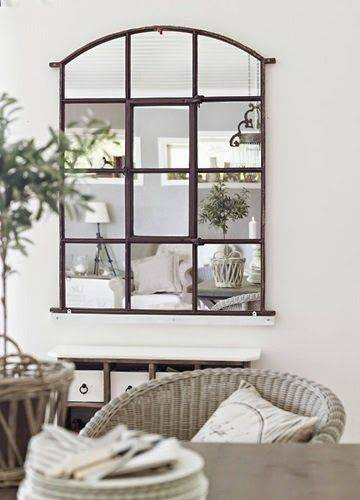 Межкомнатные окна в квартире — варианты использования, 35 фото с примерами